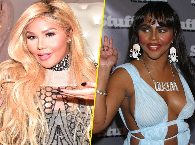 Public Buzz : Photos : Lil Kim : elle est devenue blanche !