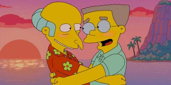 """Public Buzz : Spoiler : Un personnage culte de la série """"Les Simpson"""" fait son coming-out !"""