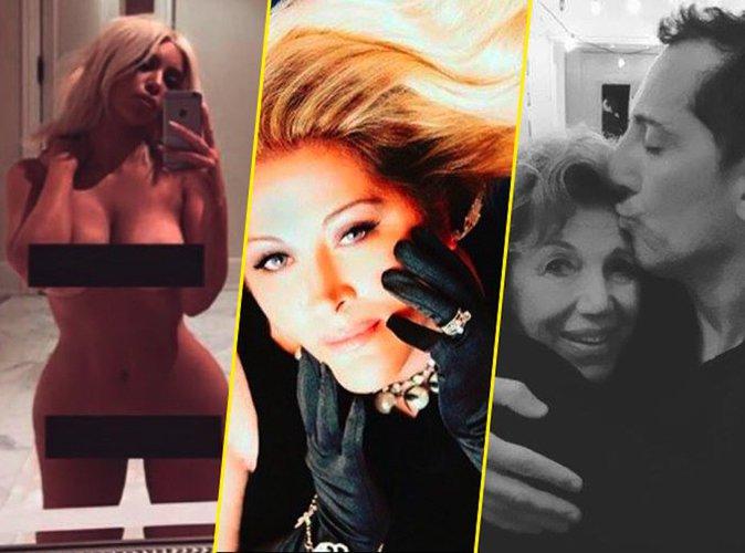 #Top10Public n°3 : Kim Kardashian, Loana, Gad Elmaleh, les 10 photos marquantes de la semaine !