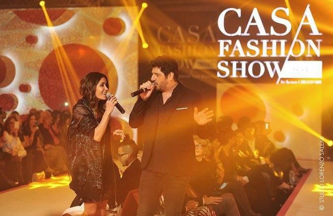 2-    Jenifer reine du Casa Fashion Show