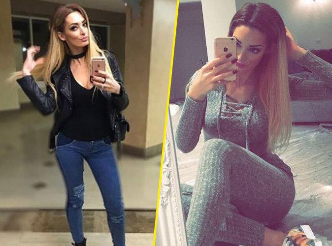 8- Emilie Nef Naf : moulée et ultra sexy, elle peut compter sur ses fans !
