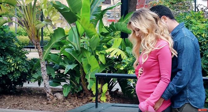 Youtube : Caroline Beauté Active est enceinte !