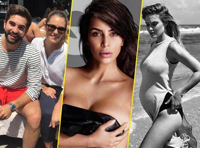 #Top10Public n�16 : Kendji Girac, Kim Kardashian, Bar Refaeli, les 10 photos marquantes de la semaine !