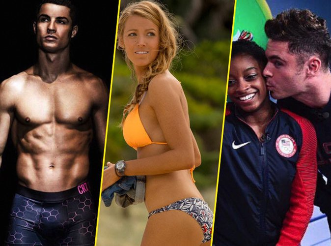 #Top10Public n�21 : Cristiano Ronaldo, Blake Lively, Zac Efron, les 10 photos marquantes de la semaine !