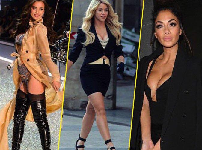#Top10Public n°36 : Irina Shayk, Shakira, Nicole Scherzinger, les photos marquantes de la semaine !