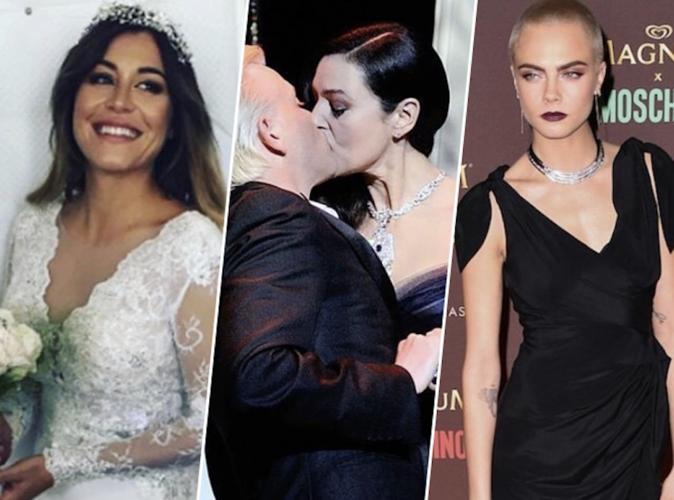 #Top10Public n°50 : Anaïs Camizuli, Monica Bellucci, Cara Delevingne, les 10 photos marquantes de la semaine !