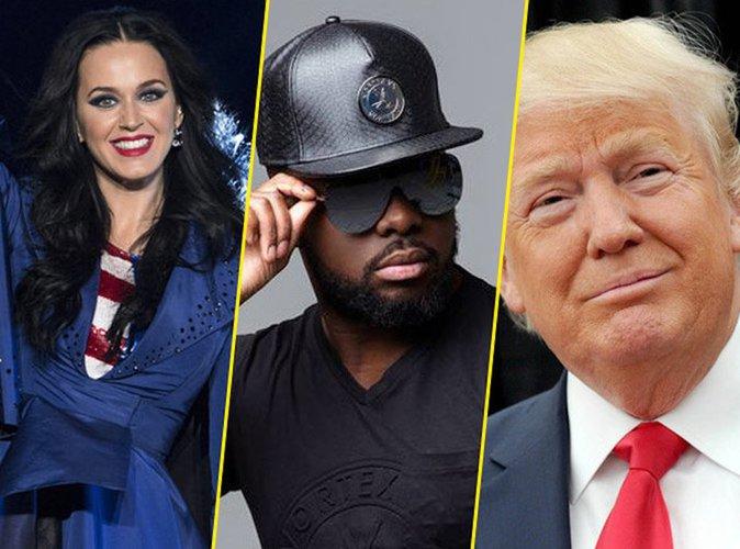 #Top10Tweets : Katy Perry, Maître Gims, Donald Trump, les 10 tweets marquants de la semaine !