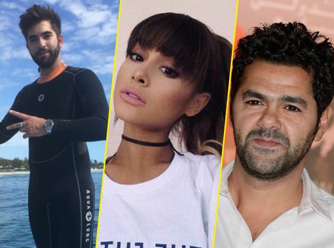 #Top10Tweets : Kendji Girac, Ariana Grande, Jamel Debbouze, les 10 tweets marquants de la semaine !