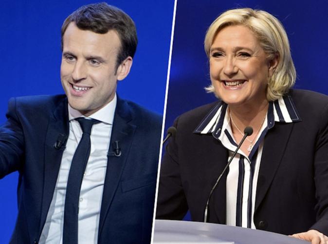 #Top10Tweets : Marine Le Pen et Emmanuel Macron, les 10 tweets marquants de la semaine !