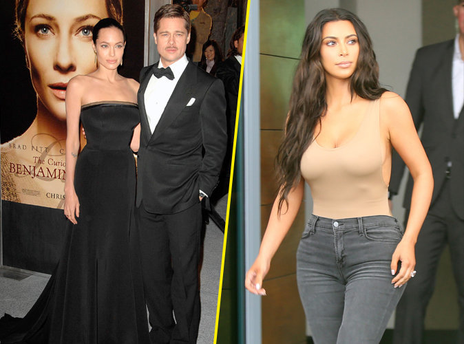 #TopNewsPublic : Angelina Jolie demande le divorce, Kim Kardashian publie un article dans le New York Times !