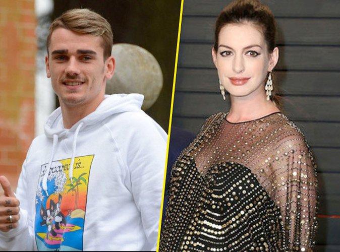 #TopNewsPublic : Antoine Griezmann papa pour la première fois, Anne Hathaway a accouché !