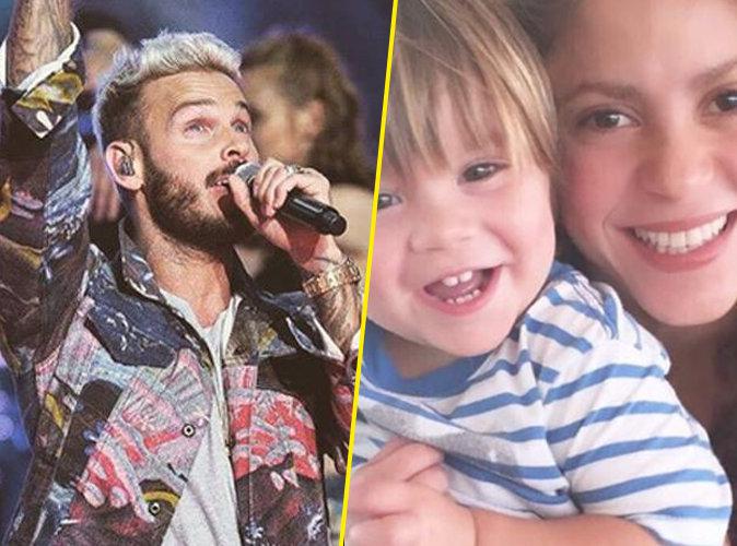 #TopNewsPublic : M. Pokora n'est pas en couple avec Caroline Receveur, Shakira révèle que son fils est malade...