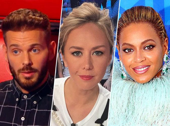 #TopNewsPublic : M. Pokora viré, Enora Malagré à confesse, accouchement iminent pour Beyoncé