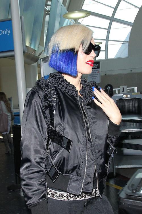 Pire coupe de cheveux : Gwen Stefani