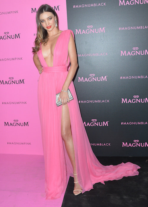 Plus beau look sur red carpet : Miranda Kerr