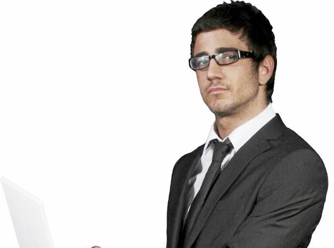 Secret story 2 : Cyril Paglino est gérant de sites Internet !