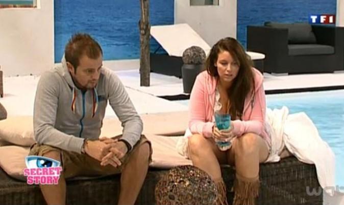 Aurélie et Geof peuvent enfin ouvertement s'expliquer !