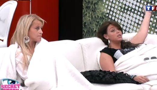 Aurélie et Sabrina sont particulièrement blessées !