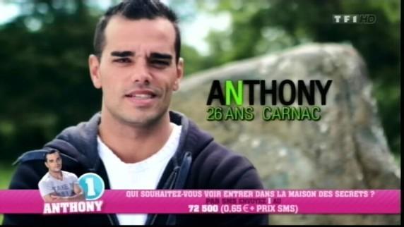 Secret Story 5 : Anthony a-t-il balancé sur Daniel & Ayem ?