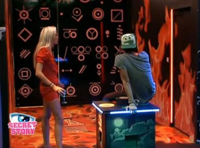 Vidéo : Secret Story 5 : Simon croira-t-il au retour de flamme entre Marie et Geof ?