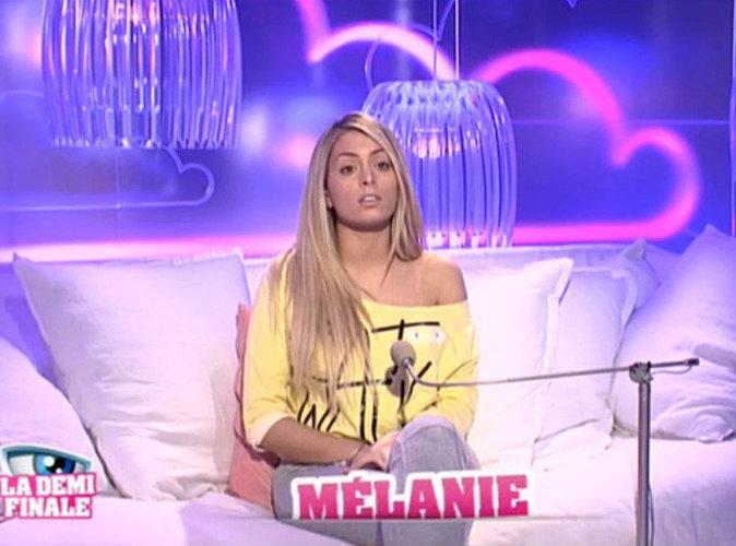"Secret Story 9 : Mélanie : ""Je ne regrette rien"" !"
