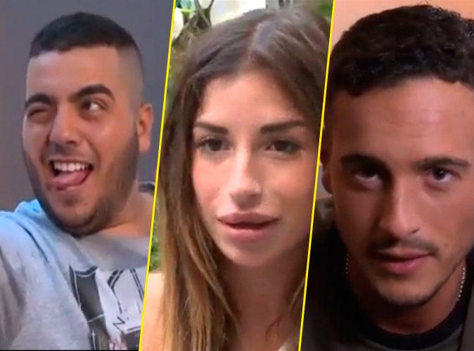 Secret Story 10 : D�couvrez les portraits de Jaja, Liam et Alexandre !