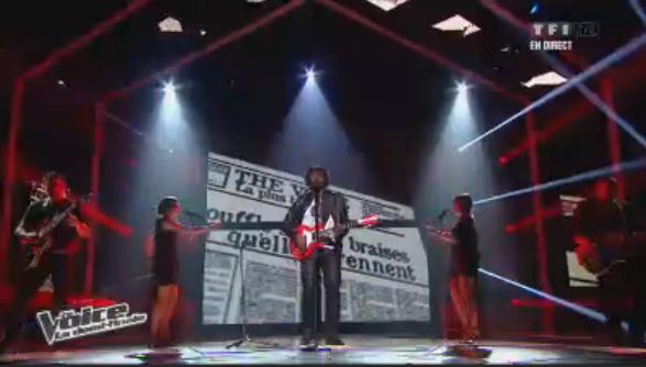 Emmanuel Djob chante en français... ça change !