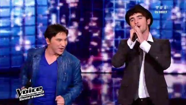 Atef et Louis Delort chantent en duo