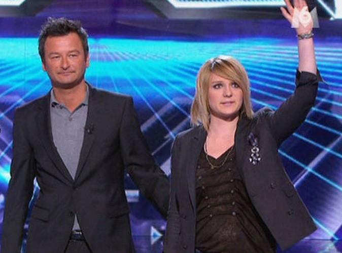 """Exclu Public : Bérénice Schleret éliminée hier soir de X Factor : """"C'est Maryvette qui va gagner ! """""""