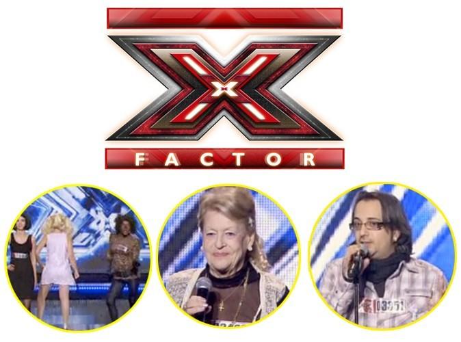 Videos : X Factor : regardez les trois pires casseroles de l'émission d'hier !