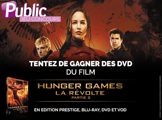 Jeu Concours : tentez de gagner votre DVD Hunger Games La Révolte !