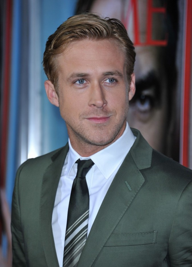 Ryan Gosling, beau comme un dieu!