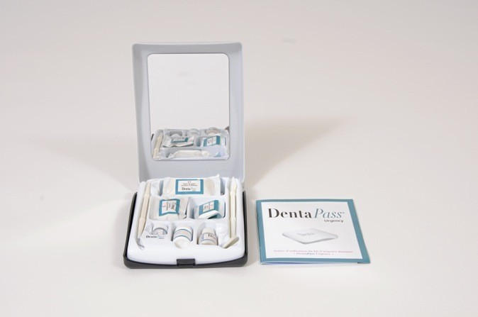 Kit DentaPass Urgency 29,90 €