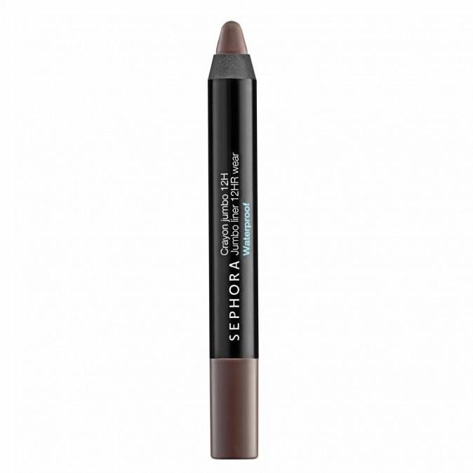Pour un smoky: Crayon yeux Jumbo 12H Waterproof, Sephora 9,90 €
