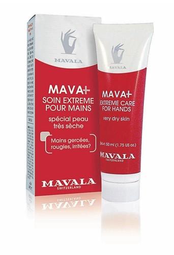 1 - Crème soin extrême des mains Mava +, de Mavala. 12 €.