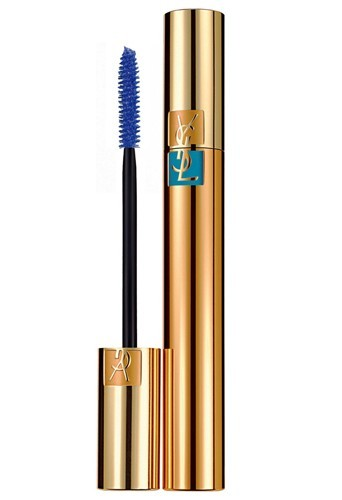 13 – Effet faux cils waterproof, Bleu Majorelle, Yves Saint Laurent, chez Sephora, 29,90 €.