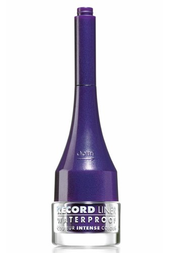 9 – Record liner waterproof, violet preppy, Bourjois, 11,95 €.