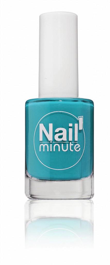 Bleu azur, Nail' minute 6,30 €
