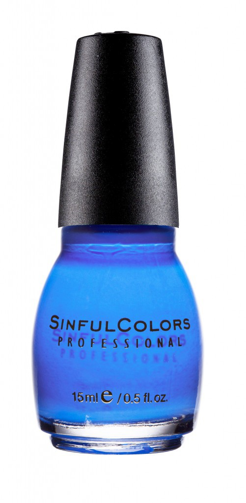 Endless Blue, SinfulColors 4,90€