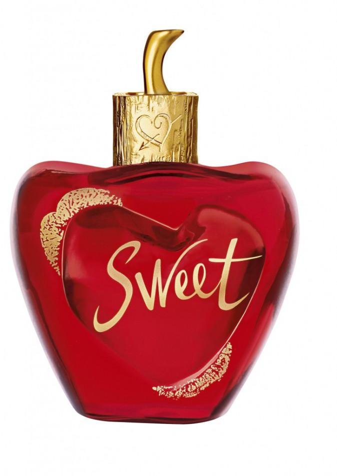 Eau de parfum Sweet, Lolita Lempicka 70 € les 50 ml