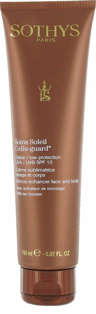 Soin Soleil, Cellu-Guard, Sothys. 26,90€