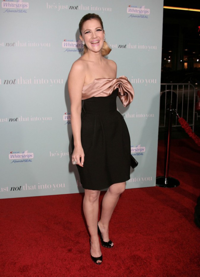 Beauté de Drew Barrymore : découvrez le CV morphologique de la repentie du cinéma américain !