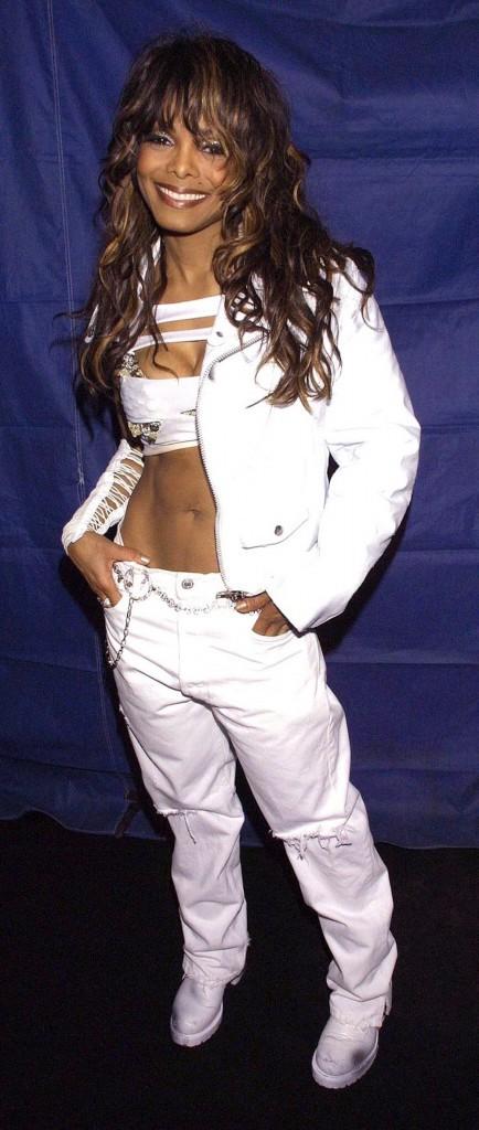 Janet Jackson en 2001