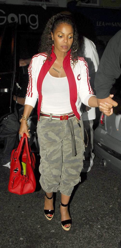 Janet Jackson en 2006