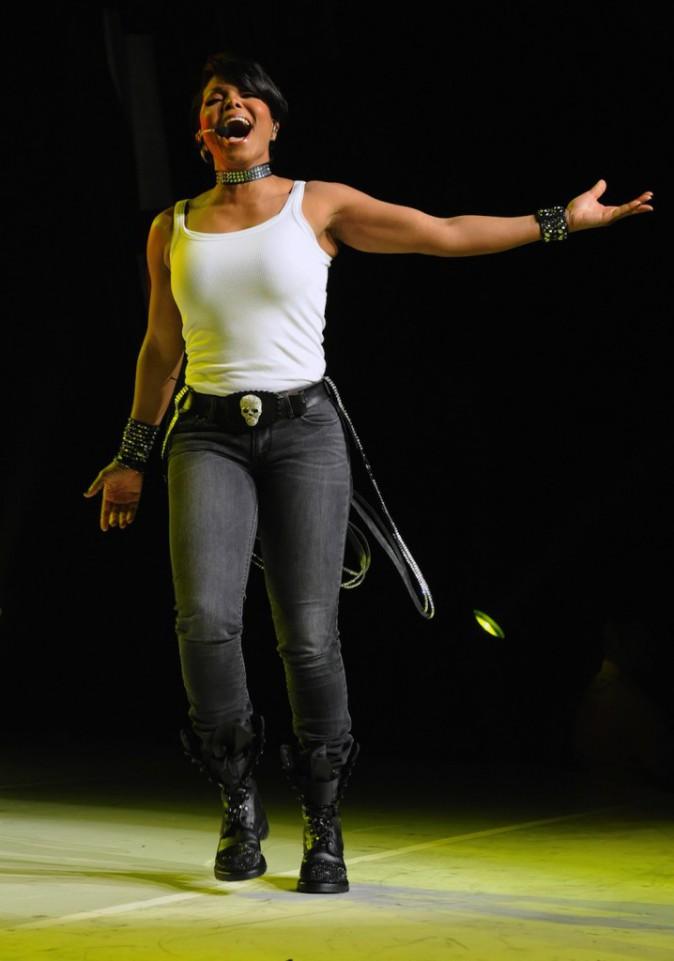 Janet Jackson en 2011