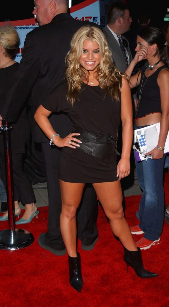 Jessica Simpson en 2002
