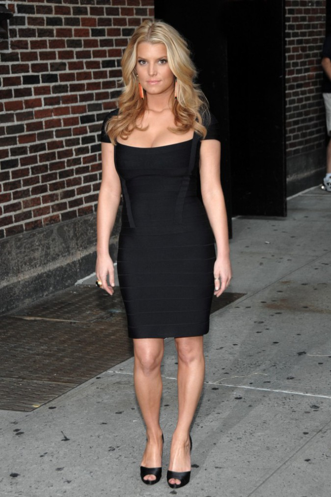 Jessica Simpson en 2010