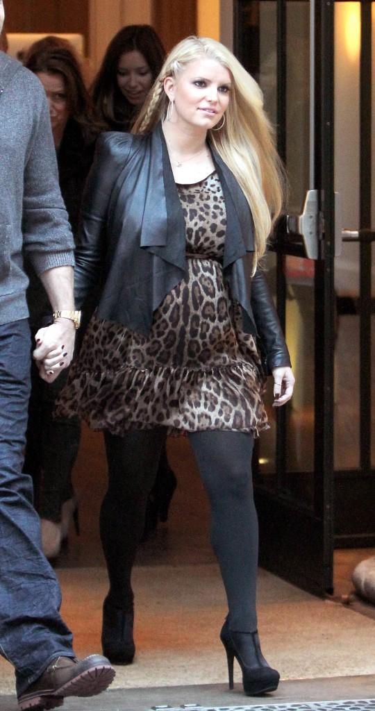 Jessica Simpson en 2011
