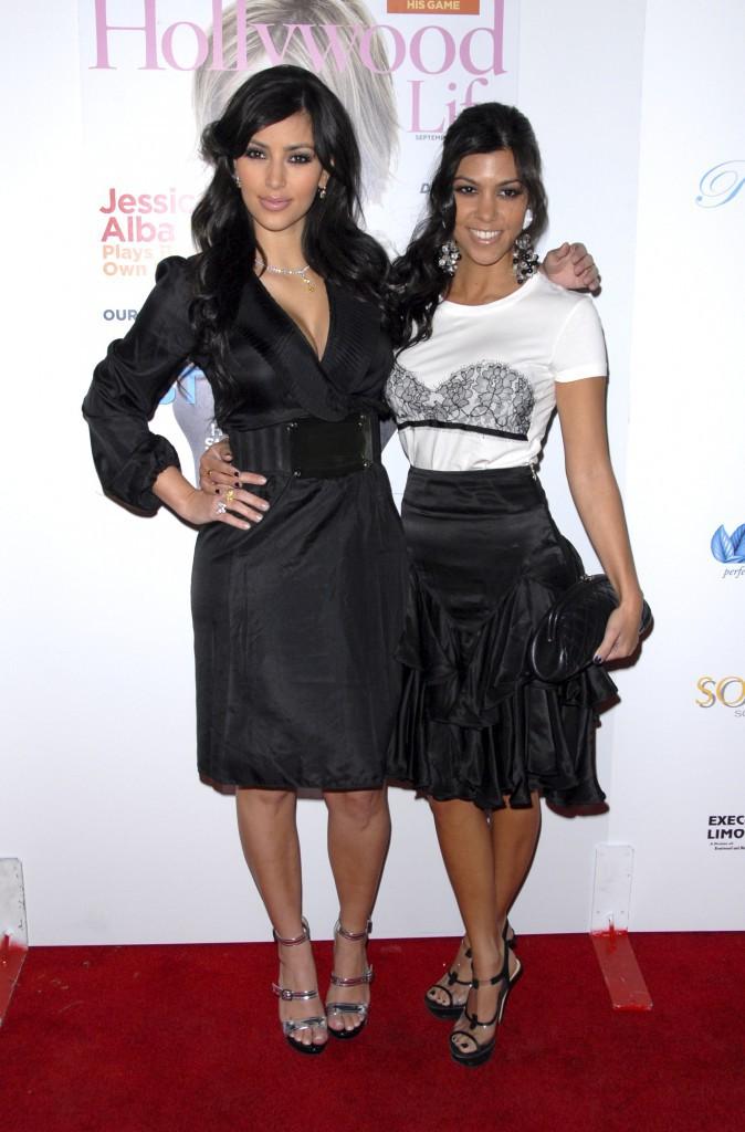 Kourtney Kardashian en 2007