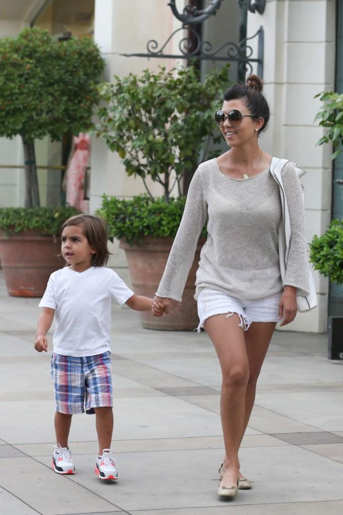 Kourtney Kardashian en 2013